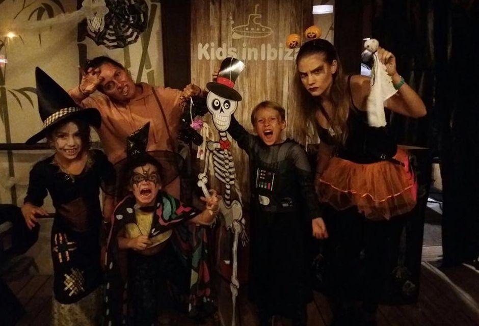 Halloween 2018 in Ibiza 1